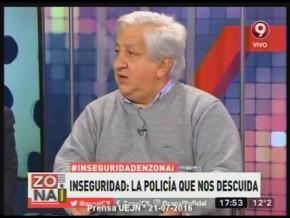 Piumato en Zona de Investigación | Canal 9 21-07-16 #Inseguridad