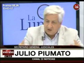 Piumato con Paulino Rodrigues C26 #CGT #Traspaso 15-03-17