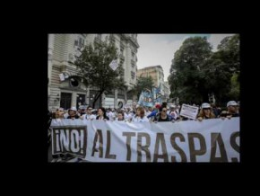 Discurso Piumato en #NoAlTraspaso #ParoNacional 21-03-17
