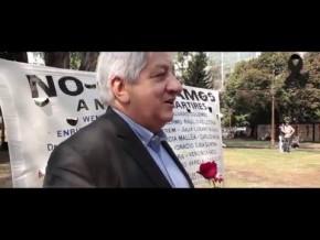 Emotivo homenaje a los trabajadores Judiciales desaparecidos