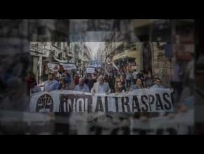 NO AL TRASPASO 14 MARZO 2017