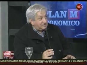 Piumato en Plan M #LeyAntidespidos #Inflación 08-05-2016